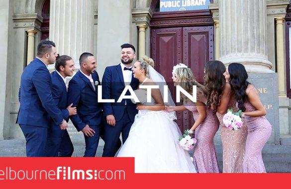 Latin Wedding in Melbourne Australia